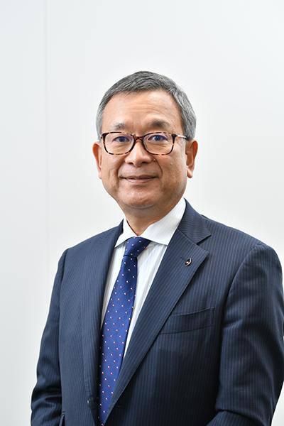 Jリーグチェアマン 村井 満