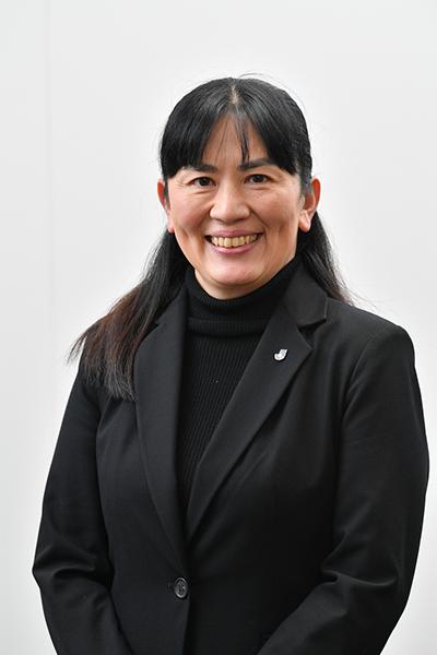 Jリーグ理事(常勤) 佐伯 夕利子